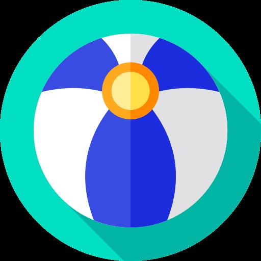 Beach Ball Ball Png Icon