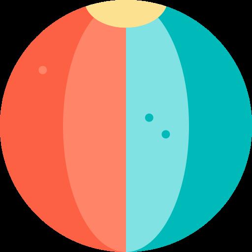 Beach Ball Png Icon