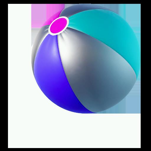 Fancy Beach Ball