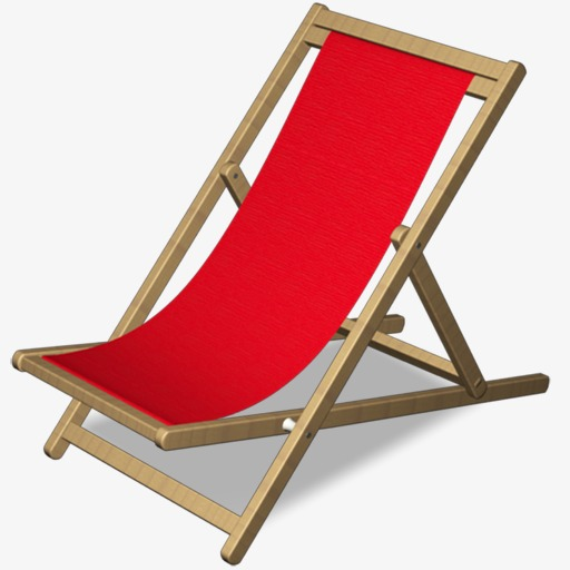 Beach Chairs, Chair, Creative Chair Png Image And Clipart For Free