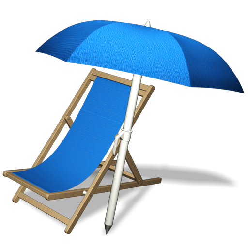 Hammock, Umbrella, Beach, Chair Icon Free Of Summer Front Row Icons
