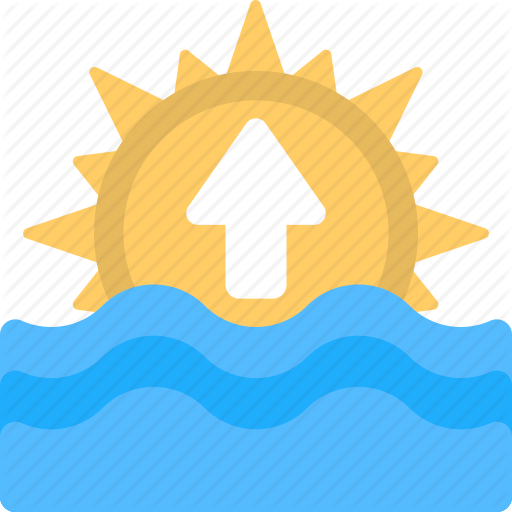 Collection Of Free Sunrise Vector Beach Download On Ui Ex