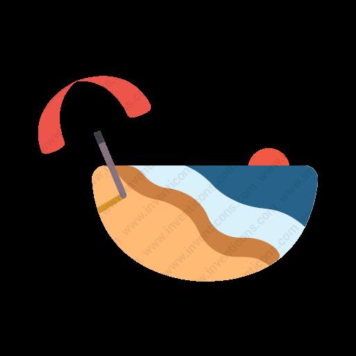 Download Beach Icon Inventicons
