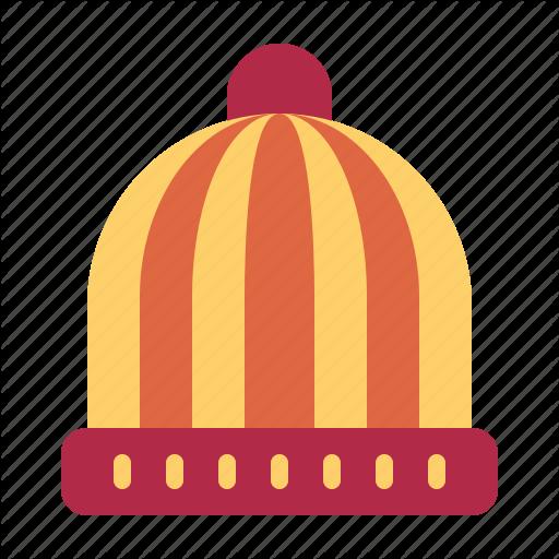 Autumn, Beanie, Fall, Hat, Warm Icon