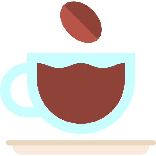 Coffee, Tea, Food, Coffee Cup, Coffee Shop, Coffee Beans Icon