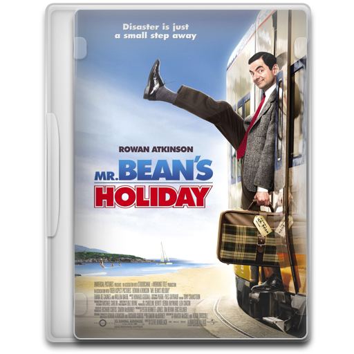 Mr Beans Holiday Icon Movie Mega Pack Iconset