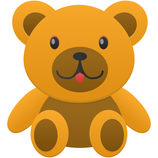 Bear Icon Flatastic Iconset Custom Icon Design