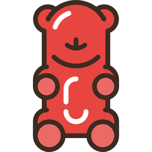 Gummy Bear Icons Free Download