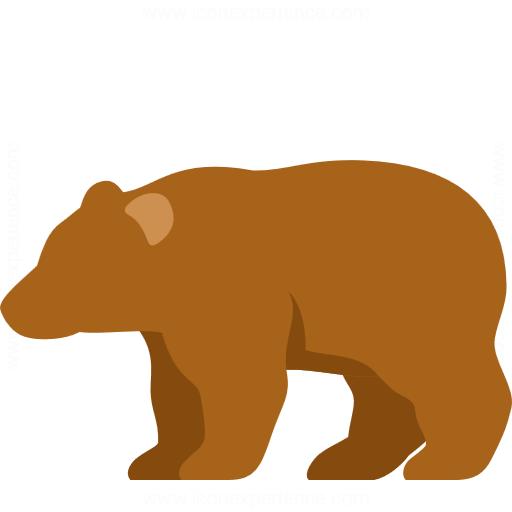 Iconexperience G Collection Bear Icon