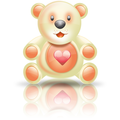 Teddy Bear Icon Download Free Icons