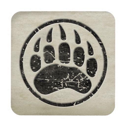 Grizzly Bear Paw Print Tattoo Grizzly Bear Paw Print Grizzly