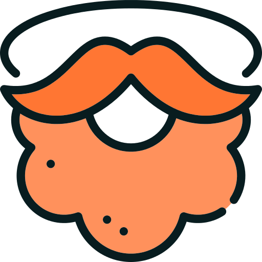 Beard Png Icon