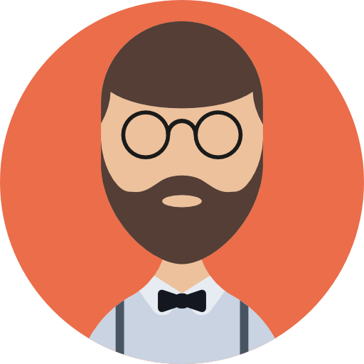 User, Business, People, Profile, Avatar, Man Icon