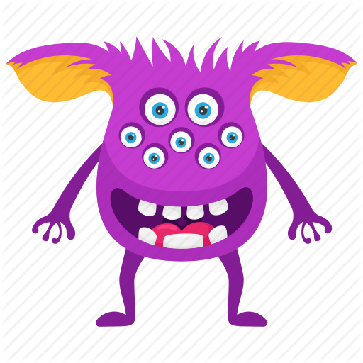Demon, Funny Monster, Halloween Character, Monster Zombie
