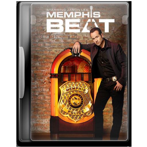 Memphis Beat Icon Tv Show Mega Pack Iconset