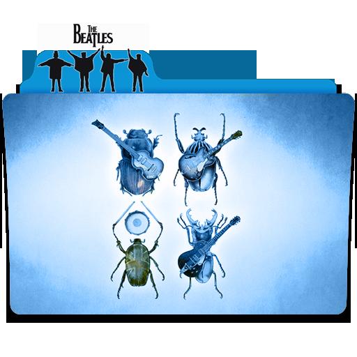 The Beatles Folder Icon