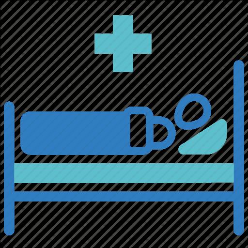 Vector Bed Sick Patient Huge Freebie! Download For Powerpoint