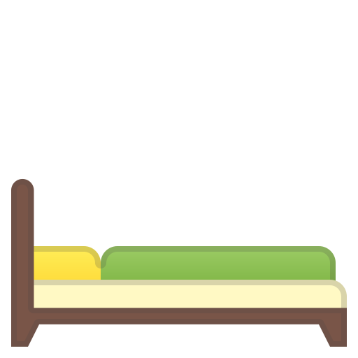 Bed Icon Noto Emoji Objects Iconset Google