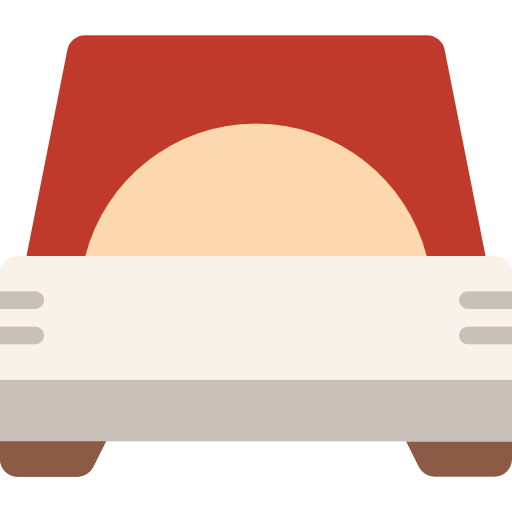 Bed Icon Hotel Services Smashicons