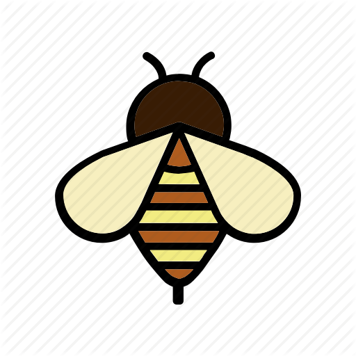 Bee, Bees, Bug, Fly, Honeybee, Insect Icon