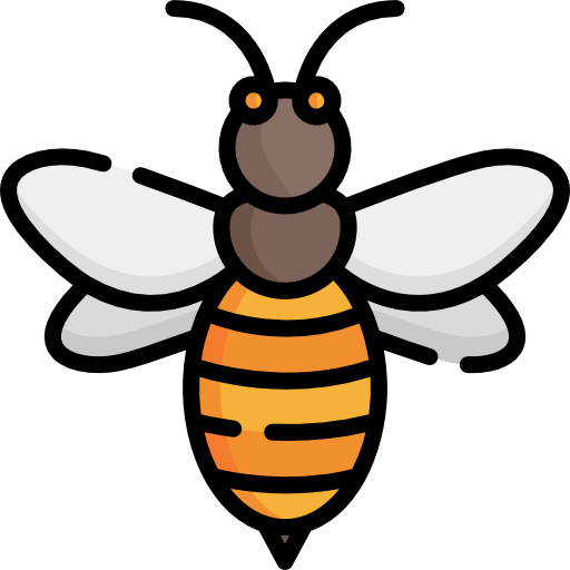 Bee Icon Autumn Freepik Freepik