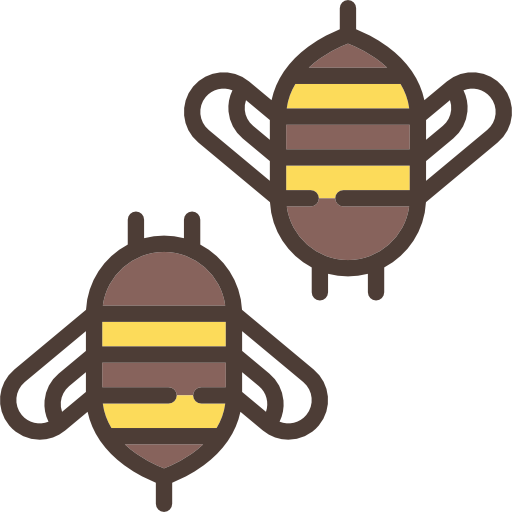 Bee, Bees, Insect, Animal Kingdom, Animals, Fly Icon