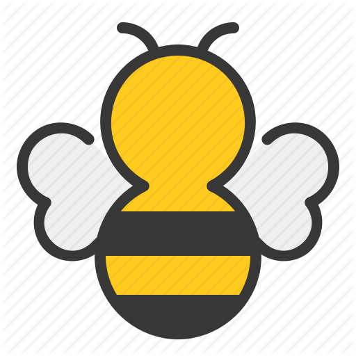 Bee Icon Transparent Png Clipart Free Download