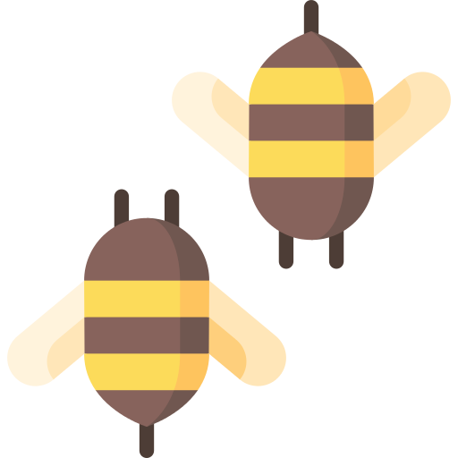 Bees Bee Png Icon