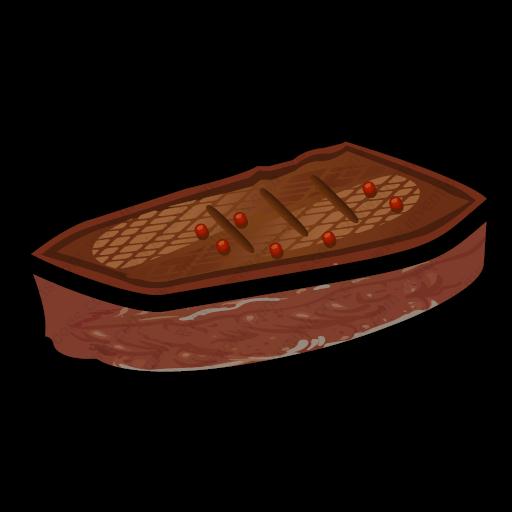 Download Steak,bacon,beef,meat,pork,steak Icon Inventicons