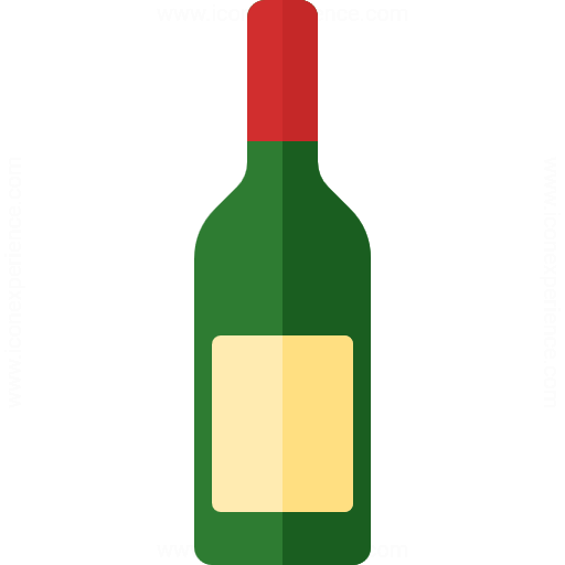 Iconexperience G Collection Wine Bottle Icon