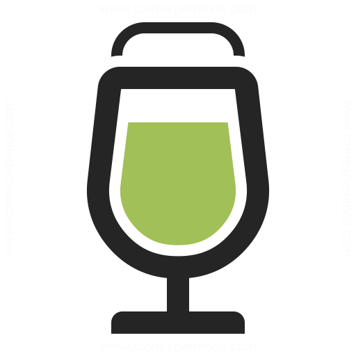Beer Glass Icon Iconexperience