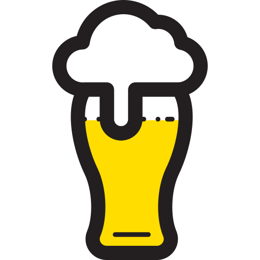 Beer, Glass Icon Free Of Beer Set