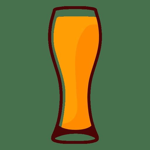 Beer Weizen Glass