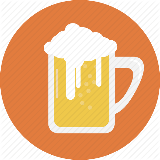Alcohol, Beer Icon