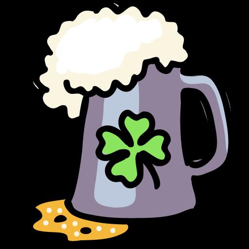 Beer Icon Lucky Leprechaun Iconset