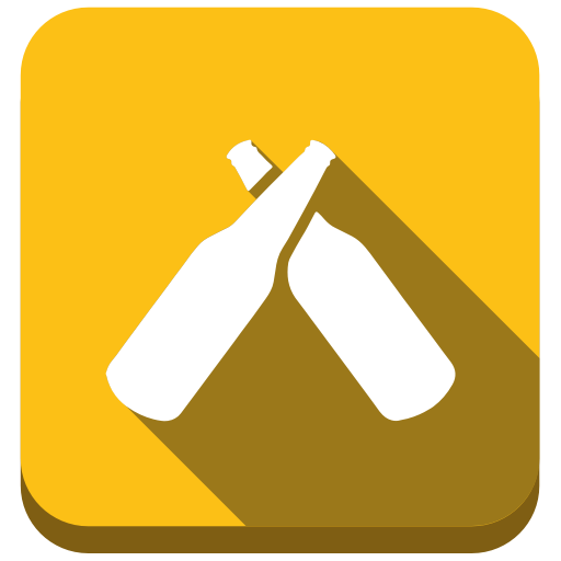 Beer, Bottle, Social, Social Media, Untappd Icon