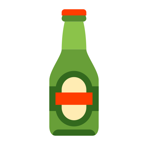 Beer Bottle Vector Transparent Png Clipart Free Download