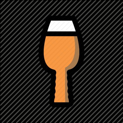 Alcohol, Beer, Beverage, Glass, Hop, Hoppy, Ipa Icon