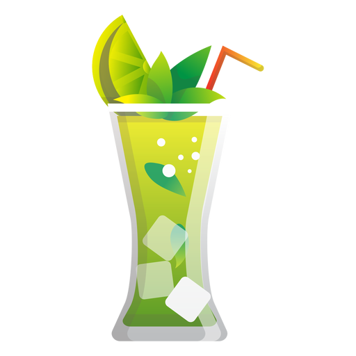 Mint Lemonade Icon
