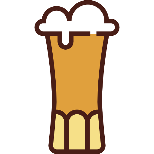 Beer, Pint, Beer Mug Icon