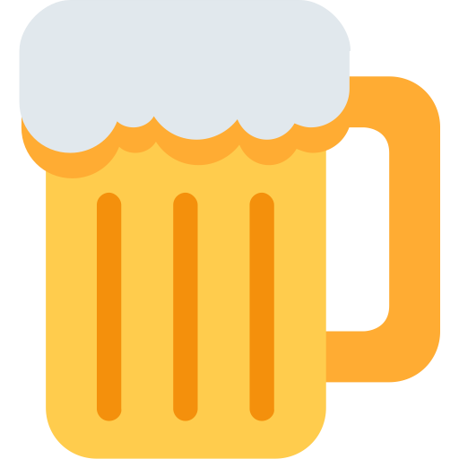 Beer Mug, Flat, Hand Icon With Png And Vector Format For Free