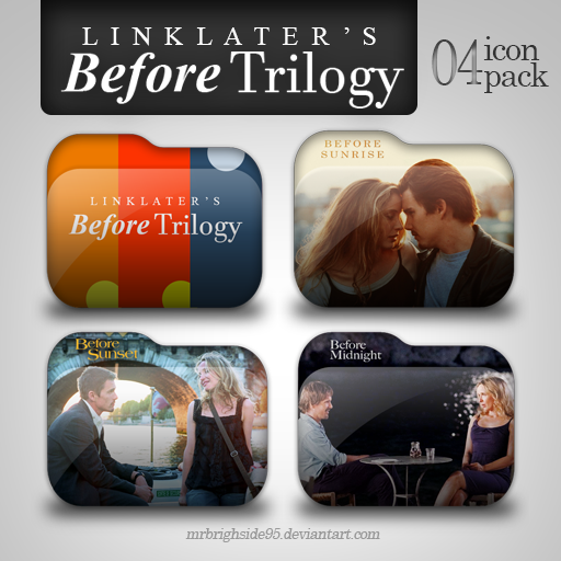 Linklater's Before Trilogy