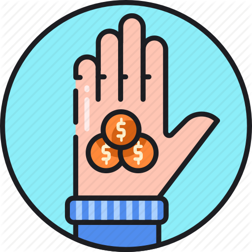 Beggar, Begging, Coins, Giving, Money, Pay It Forward, Poverty Icon