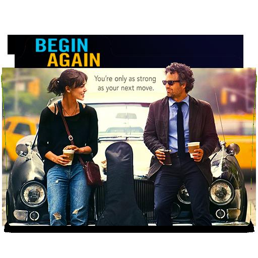 Begin Again Folder Icon