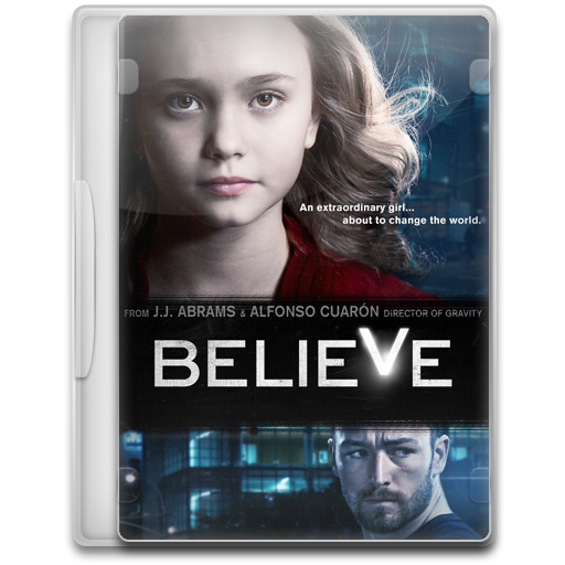 Believe Icon Tv Show Mega Pack Iconset