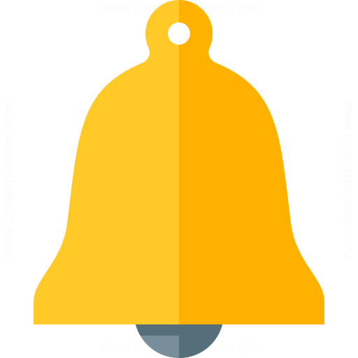 Iconexperience G Collection Bell Icon