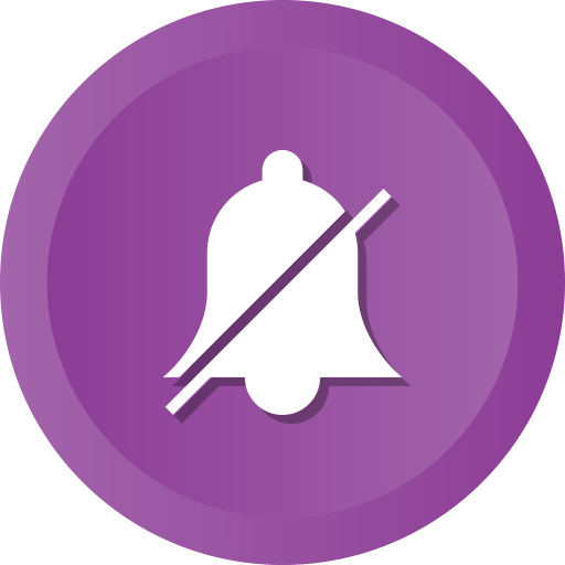 Bell, Notification Icon