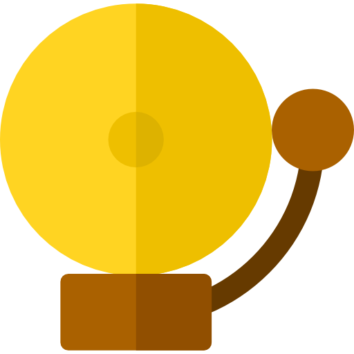 School Bell, Notification, Tools And Utensils Icon