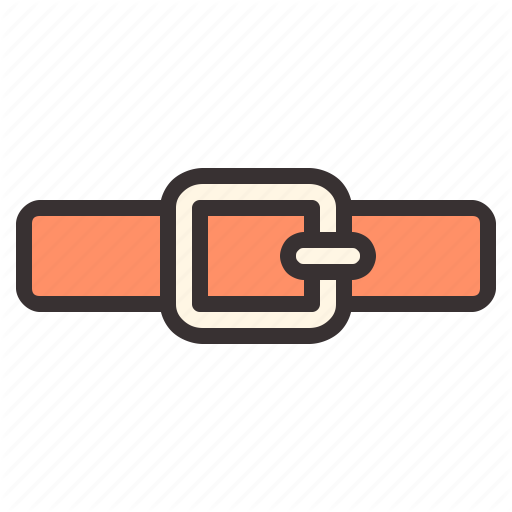 Apparel, Belt, Clothes, Waistband Icon