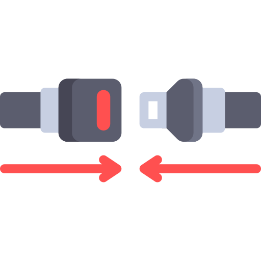 Safety Belt Seat Belt Png Icon